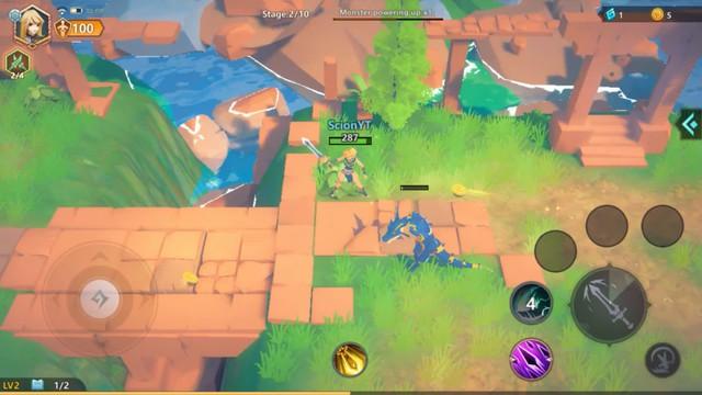 Phiêu lưu vào thế giới giả tưởng đầy hấp dẫn của tựa game mới: Echoes Of Magic - Ảnh 3.