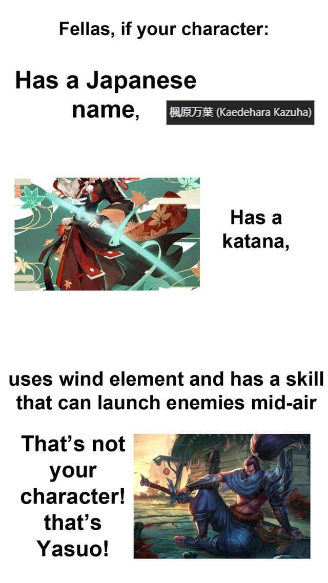 LMHT: Game thủ tố nhân vật hệ Phong mới nhất của Genshin Impact copy đấng Yasuo - Ảnh 10.
