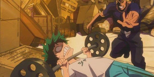 Những điểm tương đồng về hệ thống sức mạnh trong thể loại anime/manga Shonen (P.2) - Ảnh 3.