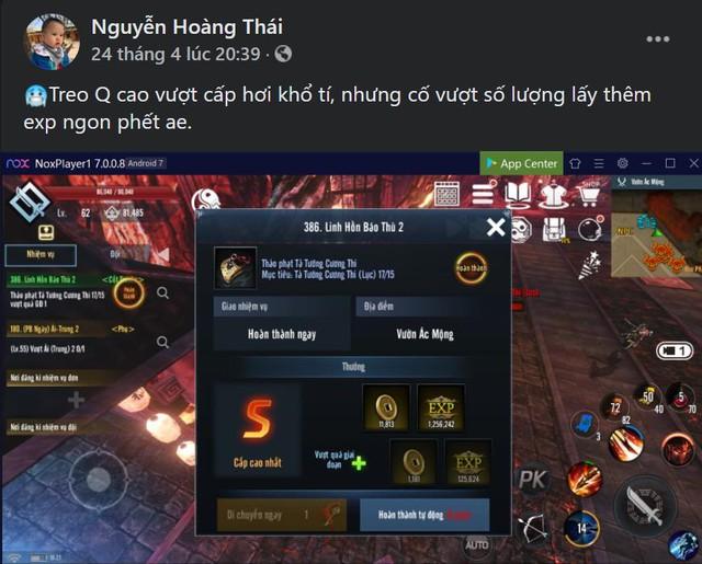 Tứ Hoàng Mobile phá giải lời nguyền bom tấn, thức tỉnh bộ phận gamer đã từng bị lười hóa do game Trung - Ảnh 3.