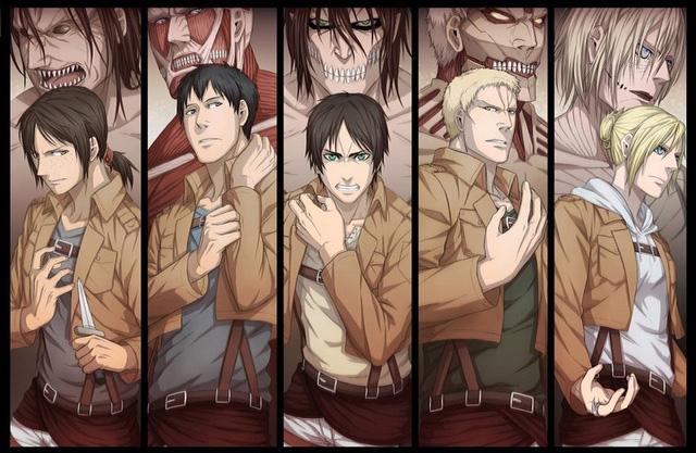 Top 10 Anime/Manga có thể xem đi xem lại nhiều lần mà không chán - Ảnh 2.