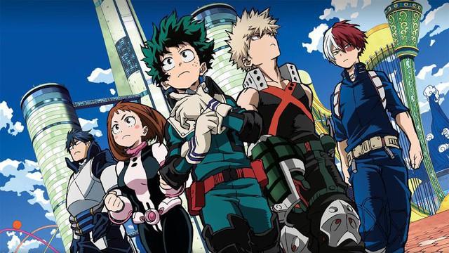 Top 10 Anime/Manga có thể xem đi xem lại nhiều lần mà không chán - Ảnh 5.