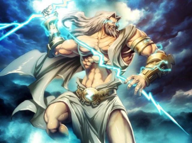 thần Zeus trong thần thoại Hy Lạp lại có nhiều người tình Zeus-16196040145522034024764