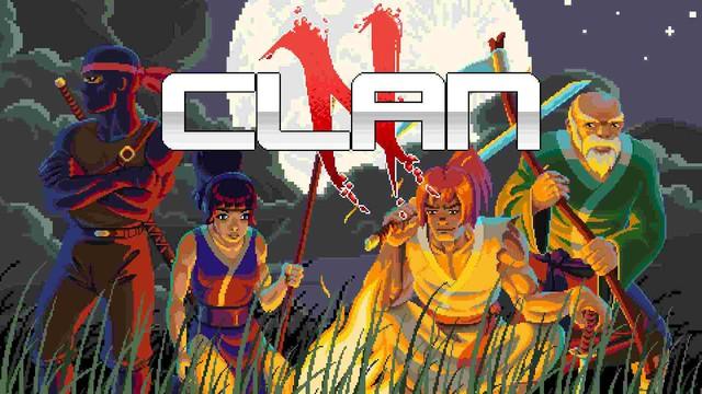 Du hành trong thế giới Ninja của thập kỷ trước với tựa game Clan N - Ảnh 1.