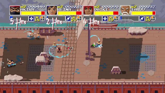 Du hành trong thế giới Ninja của thập kỷ trước với tựa game Clan N - Ảnh 6.
