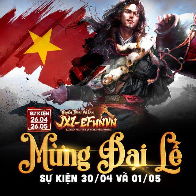 Game thủ Jx1 EfunVN Huyền Thoại Võ Lâm khẳng định đây là game cày cuốc, tất cả người chơi trở thành dân cày - Ảnh 1.