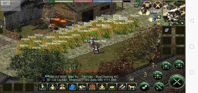 Game thủ Jx1 EfunVN Huyền Thoại Võ Lâm khẳng định đây là game cày cuốc, tất cả người chơi trở thành dân cày - Ảnh 2.