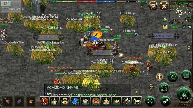 Game thủ Jx1 EfunVN Huyền Thoại Võ Lâm khẳng định đây là game cày cuốc, tất cả người chơi trở thành dân cày - Ảnh 5.