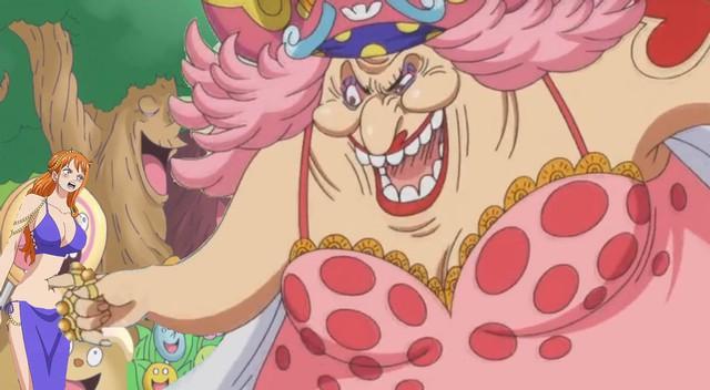 One Piece: Cảm động trước việc đứng ra bảo vệ trẻ em của Nami, Big Mom có thể tặng Zeus cho hoa tiêu băng Mũ Rơm? - Ảnh 4.
