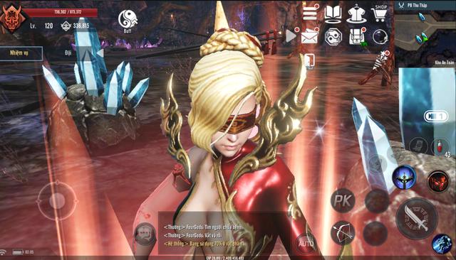 Sau 3 ngày Closed Beta, Tứ Hoàng Mobile méo tròn như thế nào trong mắt game thủ Việt? - Ảnh 4.