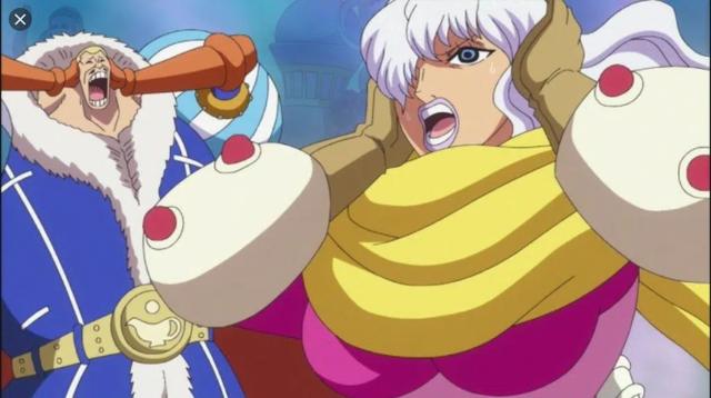 One Piece: Kịch bản nào sẽ đến với Tứ Hoàng Big Mom, lại rơi xuống biển hay là được cứu? - Ảnh 4.