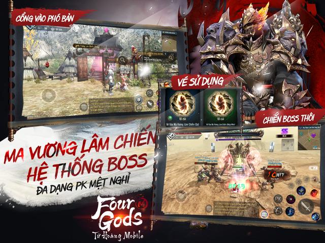 Sau 3 ngày Closed Beta, Tứ Hoàng Mobile méo tròn như thế nào trong mắt game thủ Việt? - Ảnh 13.