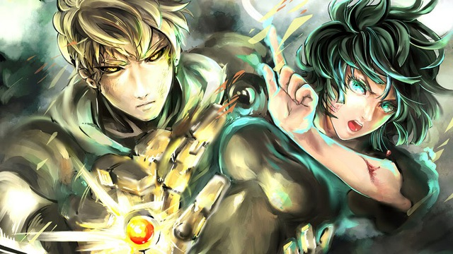 One Punch Man chap 189: Cô nàng Fubuki dùng thân mình để cứu Genos, Saitama vẫn chưa xuất hiện - Ảnh 3.