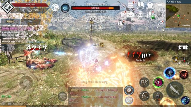 Sau 3 ngày Closed Beta, Tứ Hoàng Mobile méo tròn như thế nào trong mắt game thủ Việt? - Ảnh 1.