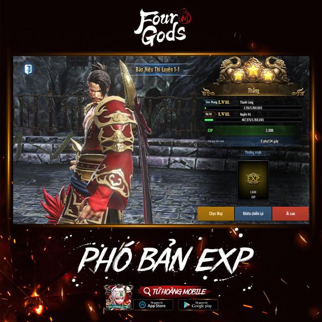 Sau 3 ngày Closed Beta, Tứ Hoàng Mobile méo tròn như thế nào trong mắt game thủ Việt? - Ảnh 11.