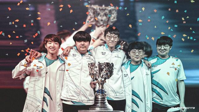 HOT: Trang phục vô địch Chung kết thế giới 2020 của DAMWON Gaming lộ diện - Ảnh 2.
