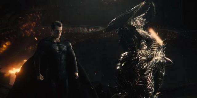 Phản diện mạnh nhất DC Comics lộ diện và 10 chi tiết fan service đắt giá xuất hiện trong Zack Snyder's Justice League - Ảnh 10.