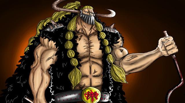 One Piece: Tỷ lệ 1% sống sót mà thầy bói tóc vàng Basil Hawkins dự đoán là ai, Page One có phải là ứng cử viên sáng giá? - Ảnh 4.