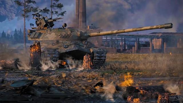 Huyền thoại World of Tanks bất ngờ xuất hiện trên Steam, tải và chơi miễn phí ngay bây giờ - Ảnh 1.