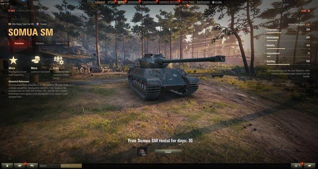 Huyền thoại World of Tanks bất ngờ xuất hiện trên Steam, tải và chơi miễn phí ngay bây giờ - Ảnh 2.