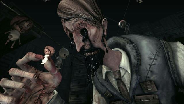10 nhân vật đáng sợ nhất lịch sử thế giới game, khiến anh em giật mình thon thót - Ảnh 9.