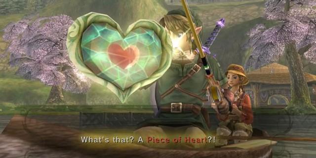 Những điều bình thường với game thủ nhưng lại siêu kỳ quặc khi làm ngoài đời Twilight-princess-easy-piece-of-heart-7-1619771478199229819071