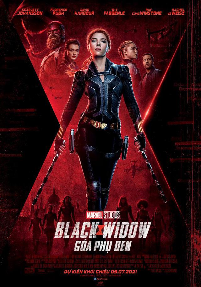 Black Widow tung trailer mới tiết lộ quá khứ từng bị bắt cóc và con đường trở thành Avengers - Ảnh 2.
