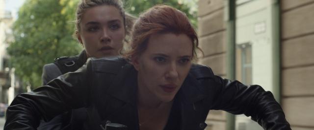 Black Widow tung trailer mới tiết lộ quá khứ từng bị bắt cóc và con đường trở thành Avengers - Ảnh 3.