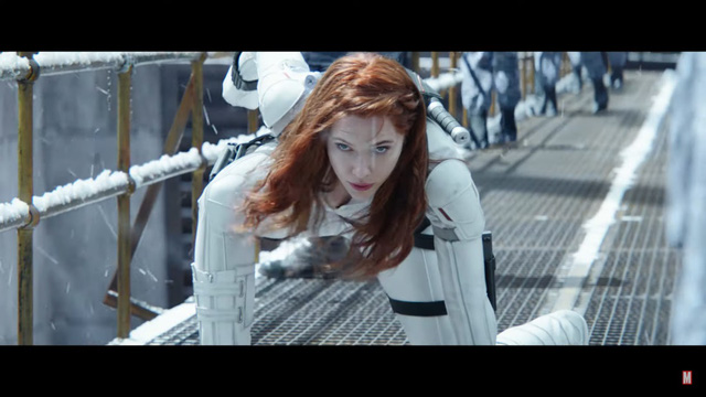 Black Widow tung trailer mới tiết lộ quá khứ từng bị bắt cóc và con đường trở thành Avengers - Ảnh 5.