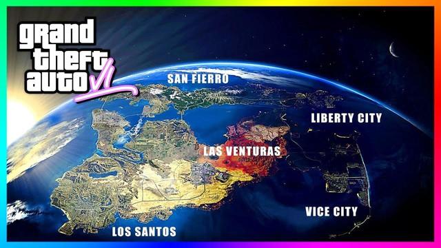 Rockstar có thể tái hiện lại cả Châu Mỹ vào trong GTA VI - Ảnh 1.