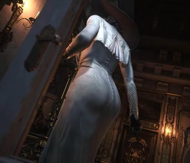 Resident Evil 8 cho phép người chơi chụp ảnh Lady Dimitrescu thoả thích - Ảnh 2.