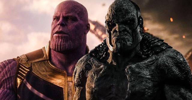 So sánh Thanos và Darkseid, hai gã phản diện sừng sỏ của Marvel với DC - Ảnh 1.