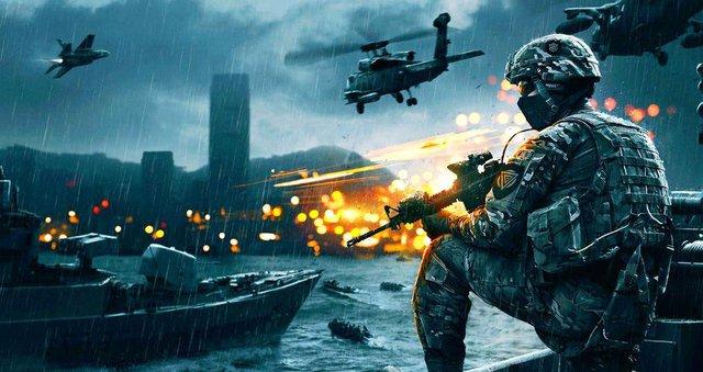 Bản đồ của Battlefield 2021 có thể bị phá hủy bởi động đất, sóng thần - Ảnh 1.