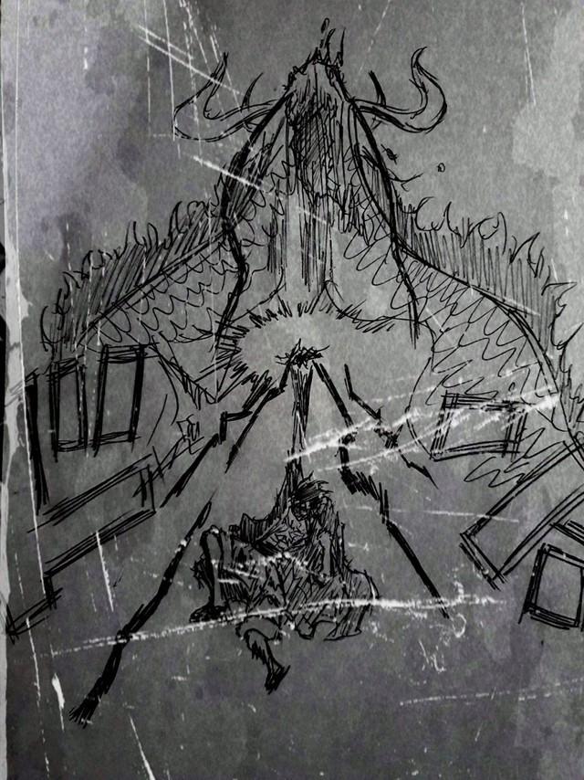 Spoil nhanh One Piece chap 1010: Kaido nghi ngờ Zoro cũng sở hữu Haki bá vương - Ảnh 1.