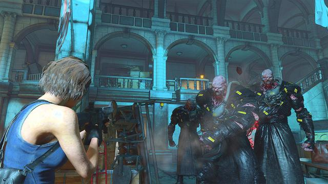 Resident Evil Re:Verse Beta mở cửa miễn phí trên Steam - Ảnh 2.