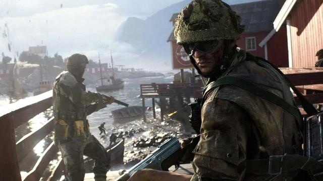 Bản đồ của Battlefield 2021 có thể bị phá hủy bởi động đất, sóng thần - Ảnh 3.