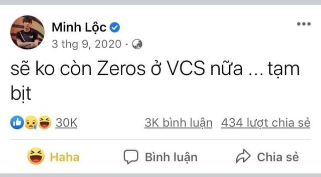 Netizen soi lại loạt status như phán trước tương lai trên trang cá nhân của Zeros sau phốt vạ miệng - Ảnh 4.
