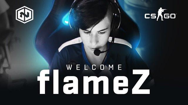 CS:GO - flameZ, siêu tài năng trẻ đang được OG chiêu mộ là ai? - Ảnh 1.