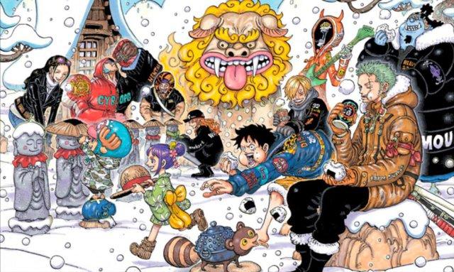 Soi các chi tiết thú vị trong One Piece chap 1009: Zoro cứu mạng cả nhóm Siêu Tân Tinh trong gang tấc (P.1) - Ảnh 1.