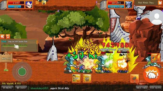 Mê kiếm hiệp thì chơi võ lâm, mê Bi Rồng thì chờ đến 10/4 quẩy Gọi Rồng Online thôi các fan cuồng ơi! - Ảnh 4.
