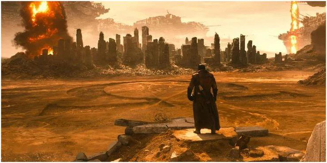 Liệu The Knightmare trong Zack Snyder's Justice League có đang tái hiện lại Injustice? - Ảnh 3.