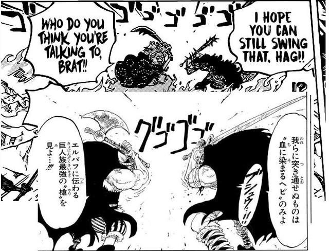 Soi các chi tiết thú vị trong One Piece chap 1009: Zoro cứu mạng cả nhóm Siêu Tân Tinh trong gang tấc (P.1) - Ảnh 5.