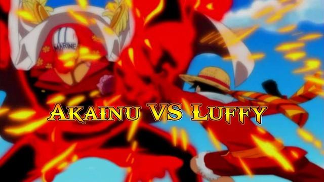 One Piece chap 1010: Liệu Luffy đã đủ sức để đánh bại Chó Đỏ Akainu trả thù cho Ace hay chưa? - Ảnh 4.