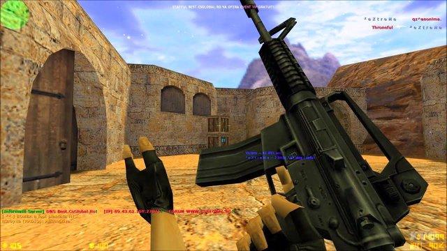 Game thủ remake lại bản đồ Dust2 huyền thoại với đồ họa cực kì đẹp mắt - Ảnh 1.