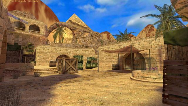 Game thủ remake lại bản đồ Dust2 huyền thoại với đồ họa cực kì đẹp mắt - Ảnh 2.