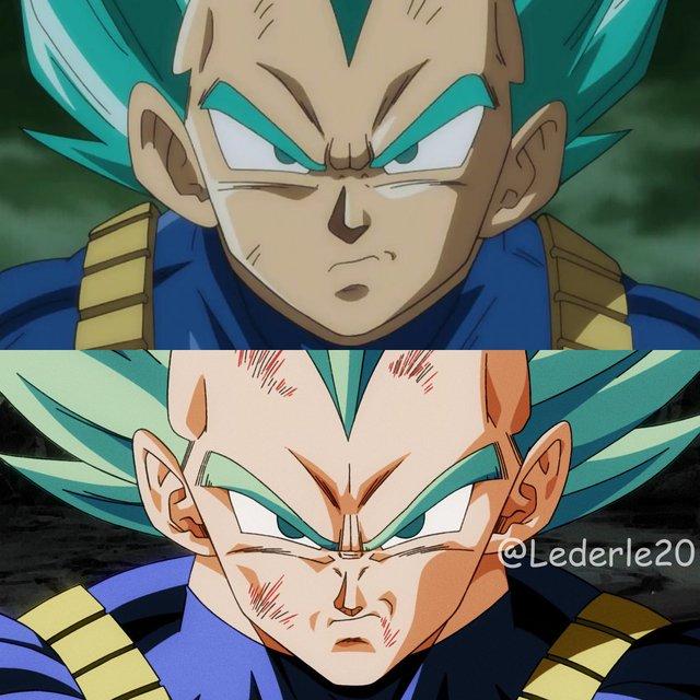 So sánh nét vẽ giữa Dragon Ball Super và Dragon Ball Z, fan nói thẳng Super tuổi gì ăn được Z - Ảnh 1.