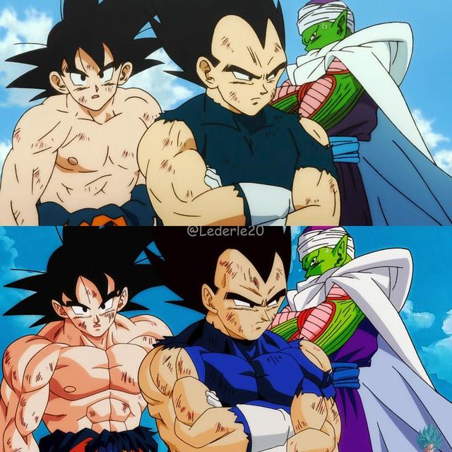 So sánh nét vẽ giữa Dragon Ball Super và Dragon Ball Z, fan nói thẳng Super tuổi gì ăn được Z - Ảnh 2.