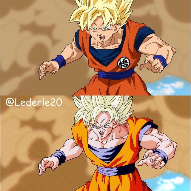 So sánh nét vẽ giữa Dragon Ball Super và Dragon Ball Z, fan nói thẳng Super tuổi gì ăn được Z - Ảnh 3.