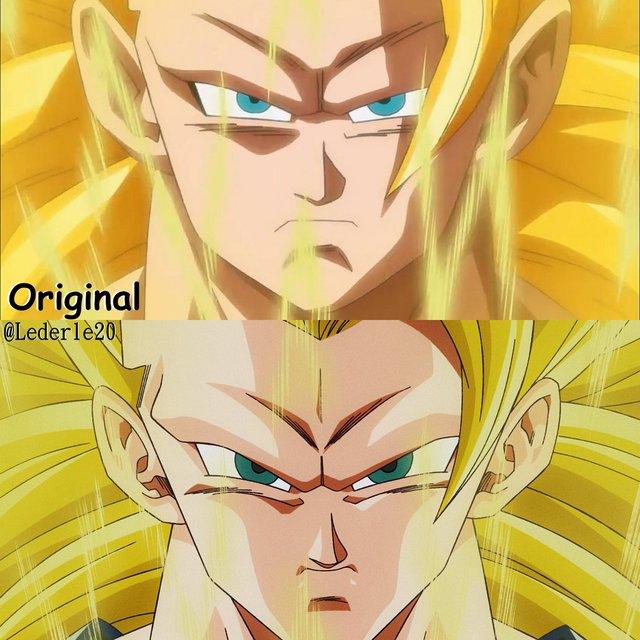 So sánh nét vẽ giữa Dragon Ball Super và Dragon Ball Z, fan nói thẳng Super tuổi gì ăn được Z - Ảnh 9.