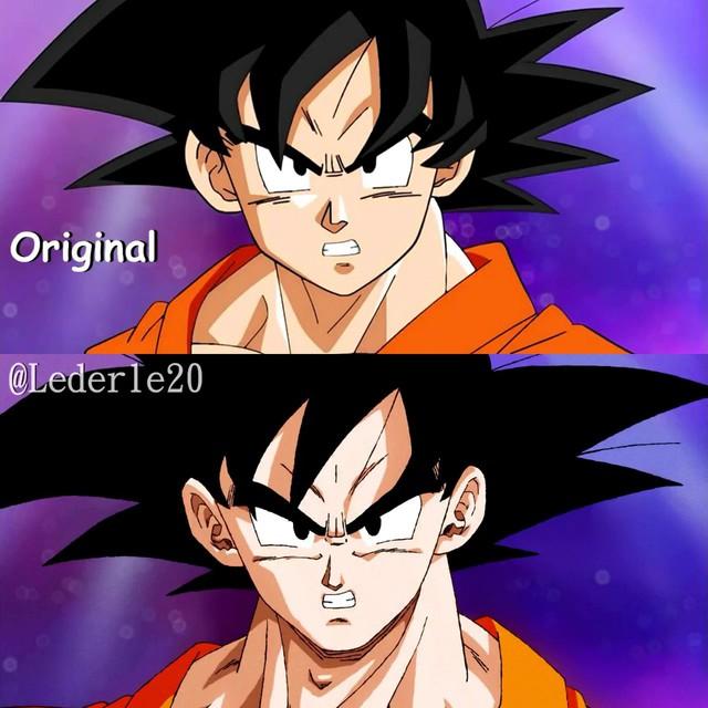 So sánh nét vẽ giữa Dragon Ball Super và Dragon Ball Z, fan nói thẳng Super tuổi gì ăn được Z - Ảnh 10.
